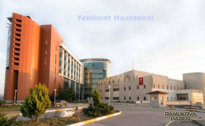 Yenikent Hastanesi Temel Seviye Sıfır Atık Belgesi aldı