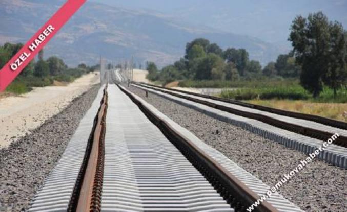 İşte Hızlı Tren yolundan ilk görüntüler.