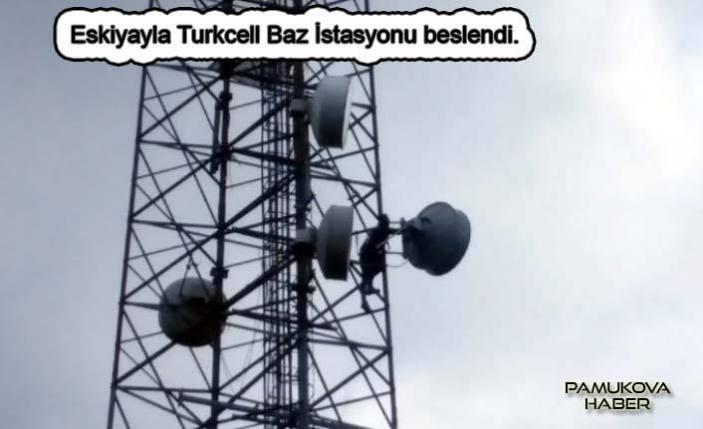 Turkcell 'Varlık Cell'mi' oldu.