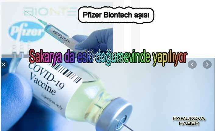 İl Sağlık Müdürlüğü BionTech aşısının nerede yapılacağını duyurdu