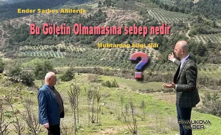 Serbes: Ahiler Barajı hayata geçirilirse hem çiftçimiz, hem Sakarya kazanacak